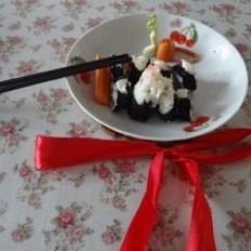 胡蘿卜壽司