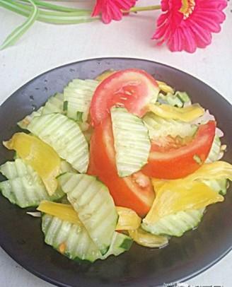 香拌木菠萝的做法