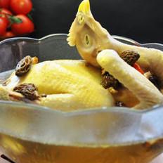 羊肚菌炖鸡的做法大全