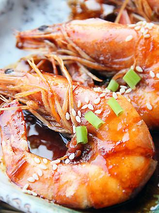 黄酒焖虾的做法
