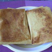 土豆丝菜煎饼