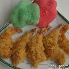 金毛脆皮虾