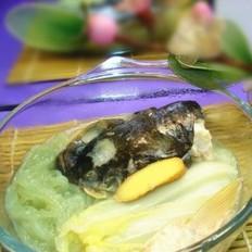 鱼划水煮绿豆粉丝