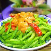 腐香长豆角