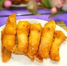 香煎草鱼块