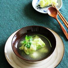 美味鲜蔬卷