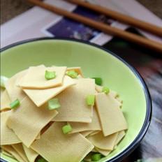 卤煮豆腐皮