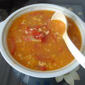 西红柿肉汤