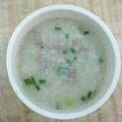 牛肉香菇粥
