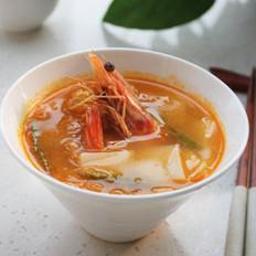 泡菜年糕汤