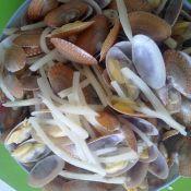 酸笋炒海螺