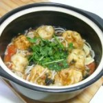 面筋沙锅汤