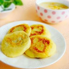 土豆红糖饼