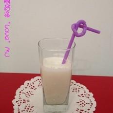 奶香鸭梨汁
