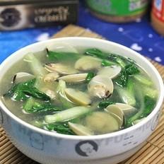 白菜蛤蜊汤