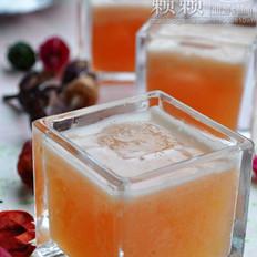 苹果血橙草莓汁