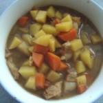 胡萝卜土豆炖肉