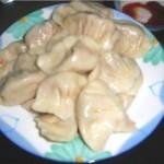 猪肉蔬菜水饺