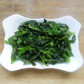凉拌橄榄菜