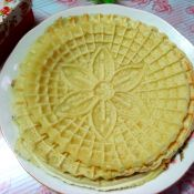 百合花蛋饼