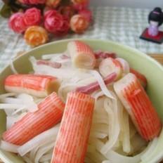 蟹棒蘿卜絲