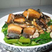 通菜鳝鱼的做法大全