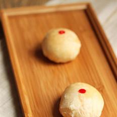 云式火腿月饼的做法