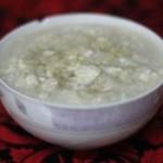 蜂蜜燕麦鸡蛋粥