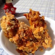 脆皮烤鸡翅
