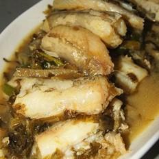 雪菜烧虾潺