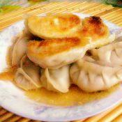 水煎茴香饺子