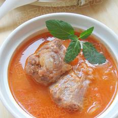 蕃茄洋葱牛尾浓汤