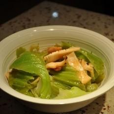 鱿鱼姜味大芥菜