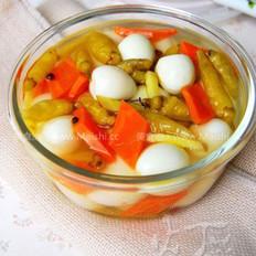 泡椒鹌鹑蛋
