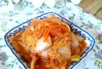 辣白菜泡菜