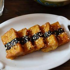照燒海苔豆腐