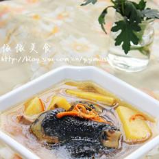 淮山乌鸡汤