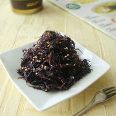 涼拌紫晶藻