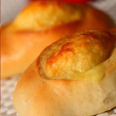 乳酪割口面包