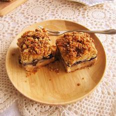 蓝莓碎夹心饼干