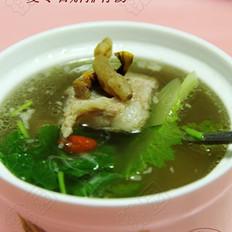 麦冬石斛排骨汤
