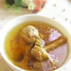 松茸鹧鸪汤
