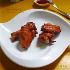 香辣烤鸡腿