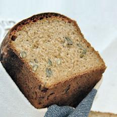 燕麦南瓜子蜂蜜面包