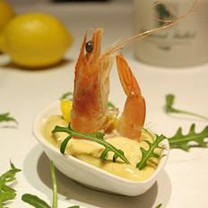 法式白灼虾