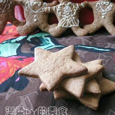 姜饼人饼干