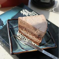 巧克力芭菲蛋糕