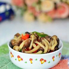 雙椒蟹味菇