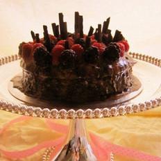 倍盈浆果巧克力蛋糕