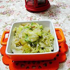 蒜蓉圆生菜